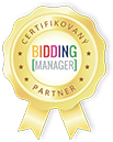 Certifikový Partner BIDDING MANAGER